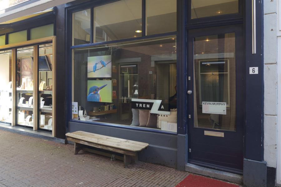 Expositie van natuurfotograaf Corné van Oosterhout